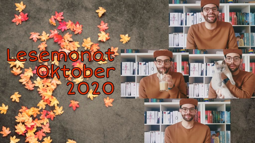 Lesemonat Oktober 2020